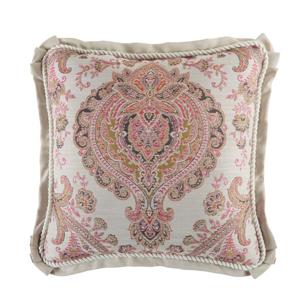 Giulietta Throw Pillow by Croscill Home Fashions