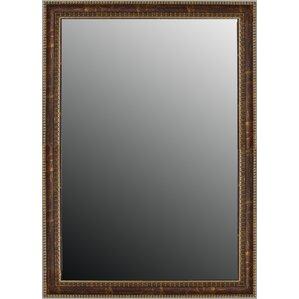 Brown Wall Mirror copper wall mirrors you'll love | wayfair
