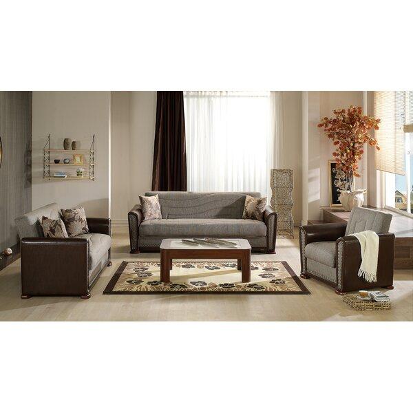 Alfa Sleeper Configurable Living Room Set by Latitude Run