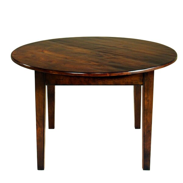 Round Dining Table by MacKenzie-Dow
