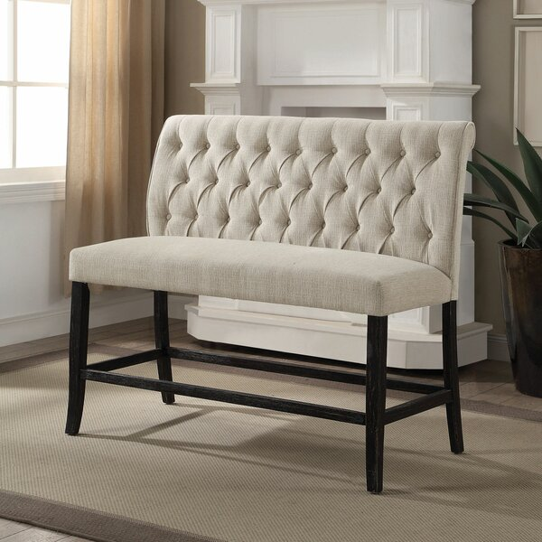 Schrimsher Upholstered Bench By Darby Home Co