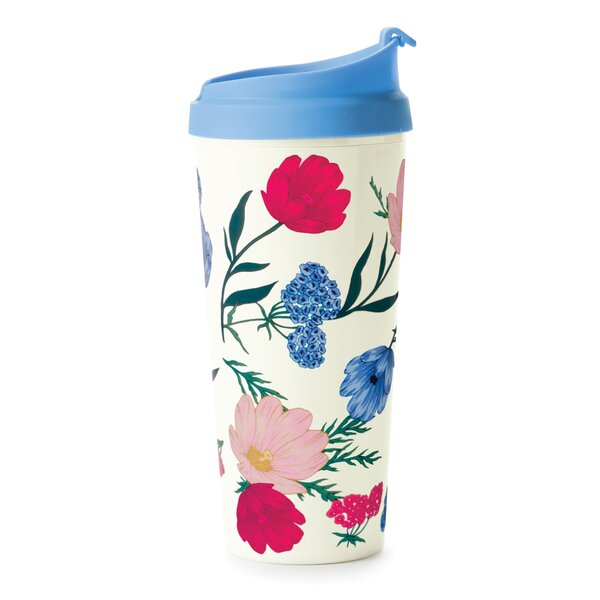 Thermal Mug, Floral Blossom by kate spade new york