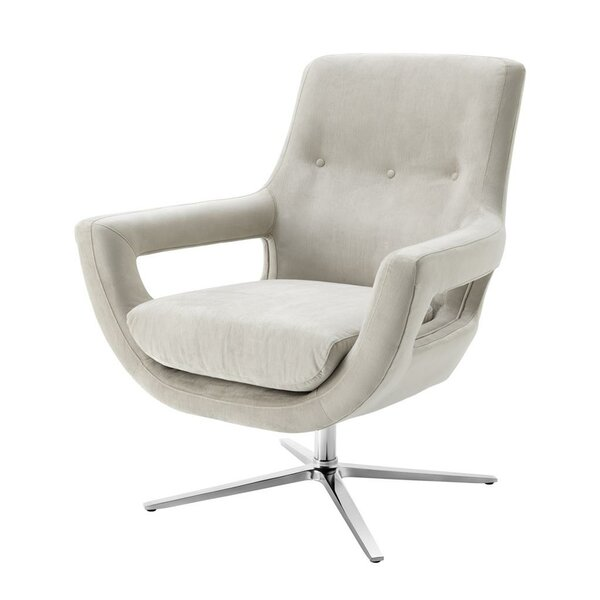 Flavio Swivel Armchair by Eichholtz