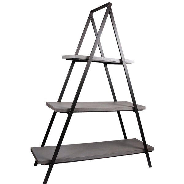 Review Engle Etagere Bookcase