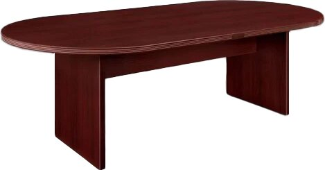 Fairplex Oval Conference Table by Flexsteel Contract