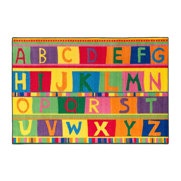 ABC Tapestry Kids Rug by Flagship Carpets