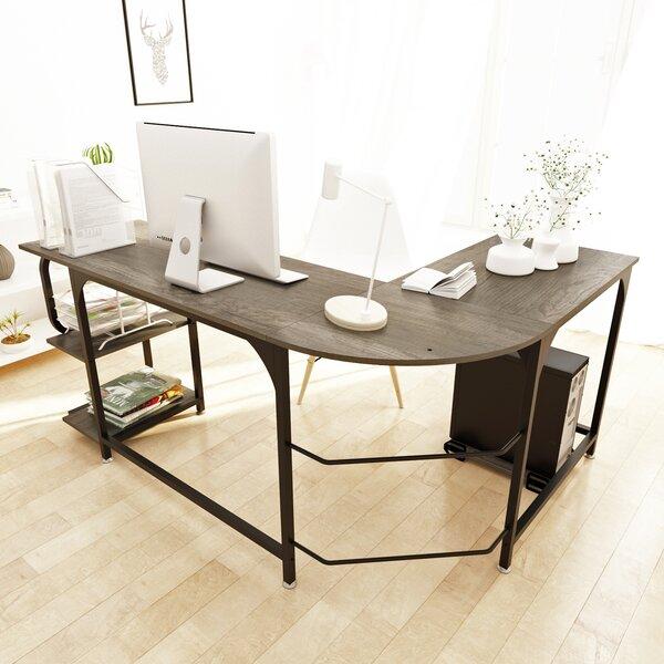 Flanary Reversible L-Shape Desk