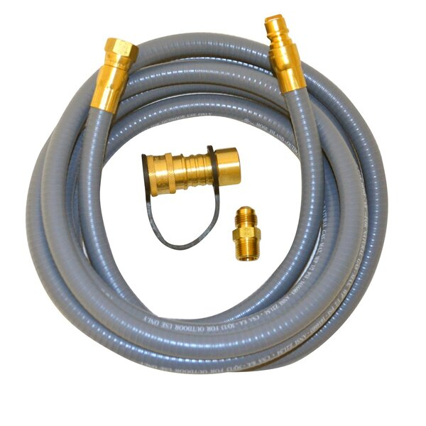 12' Natural Gas Patio Hose Assembly By Mr. Heater