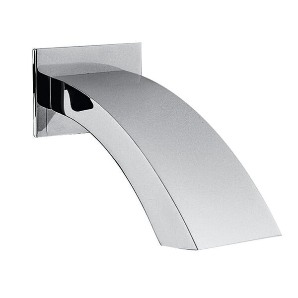 Wallfall Wall Mounted Tub Spout by UCore