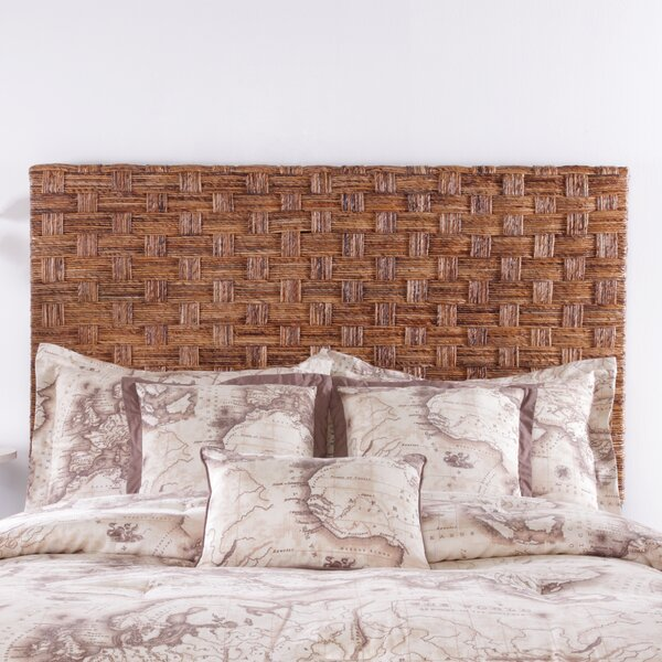 Driftwood Banana Panel Headboard by Panama Jack Home