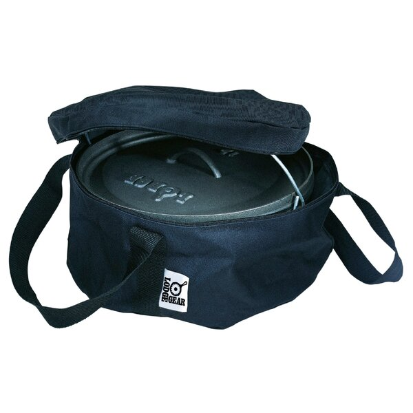 12 Camp Dutch Oven Tote Bag by Lodge