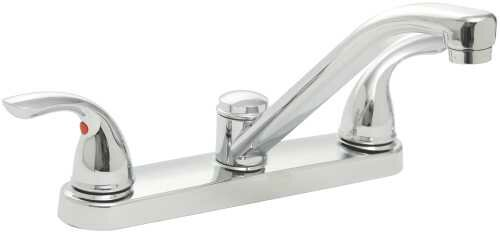 Caliber Double Handle Kitchen Faucet by Premier Faucet