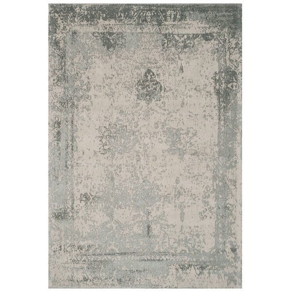 Ellery Gray Area Rug by Ophelia & Co.
