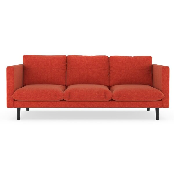 Cowie Cross Weave Sofa by Corrigan Studio