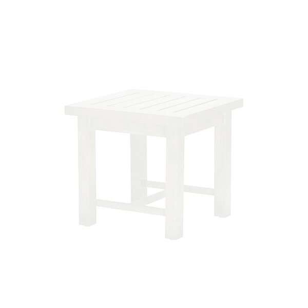 Club Metal Side Table by Summer Classics