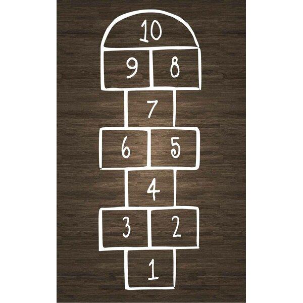 Hopscotch Wall Decal by Alphabet Garden Designs