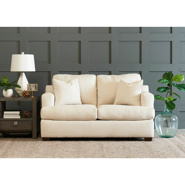 Best Deals Brynn Loveseat by Wayfair Custom Upholstery by Wayfair Custom Upholstery��