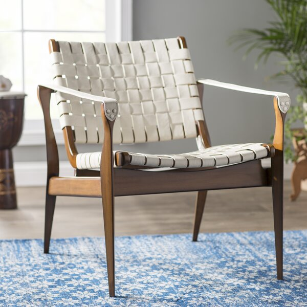 Sheldon Armchair by Bungalow Rose
