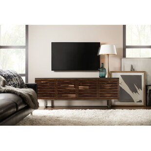 Inexpensive Solstice TV Stand for TVs up to 78 By Hooker Furniture