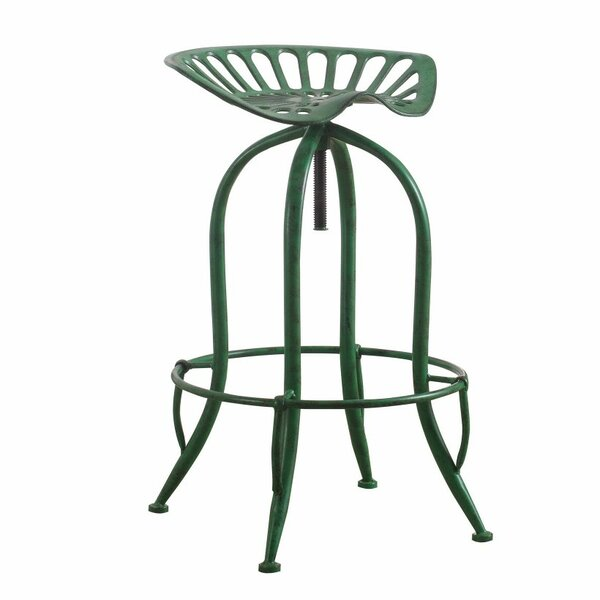 Priory Adjustable Height Bar Stool by Gracie Oaks