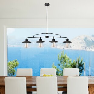 Nate 4 Light Kitchen Island Pendant