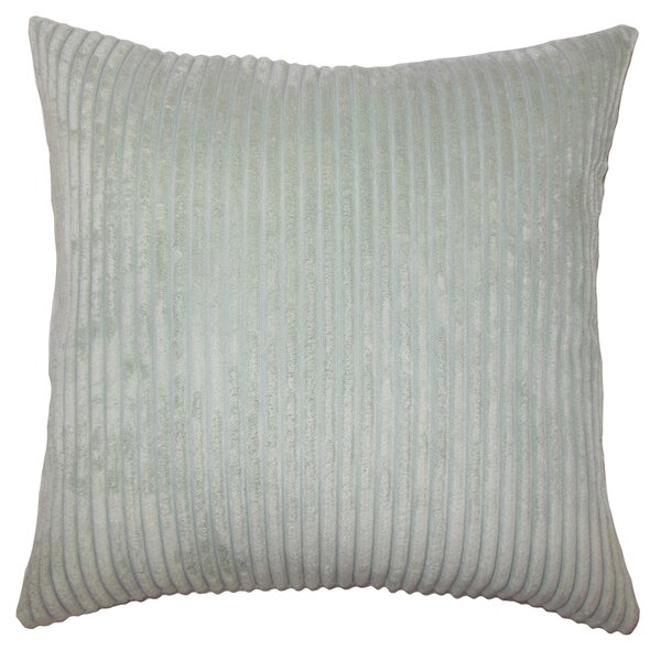 Janelle Solid Down Filled Throw Pillow by Corrigan Studio