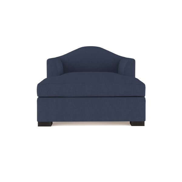 Aughalish Linen Chaise Lounge by Canora Grey