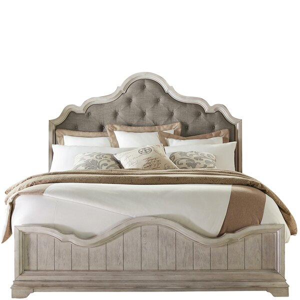 Essonnes Geaux Upholstered Standard Bed by One Allium Way