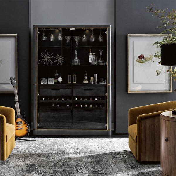Esquire Esky Bar Cabinet by Fine Furniture Design Fine Furniture Design