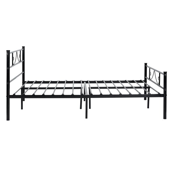 Hannan Queen Platform Bed by Ophelia & Co.