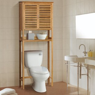 Check Prices Melson 27.5 W x 67 H Over the Toilet Storage ByBreakwater Bay