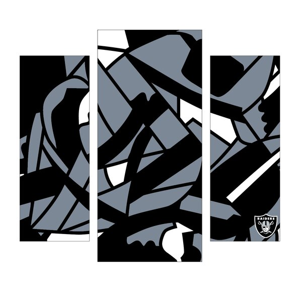Graphic Art Print Multi-Piece Image on Canvas by Imperial International