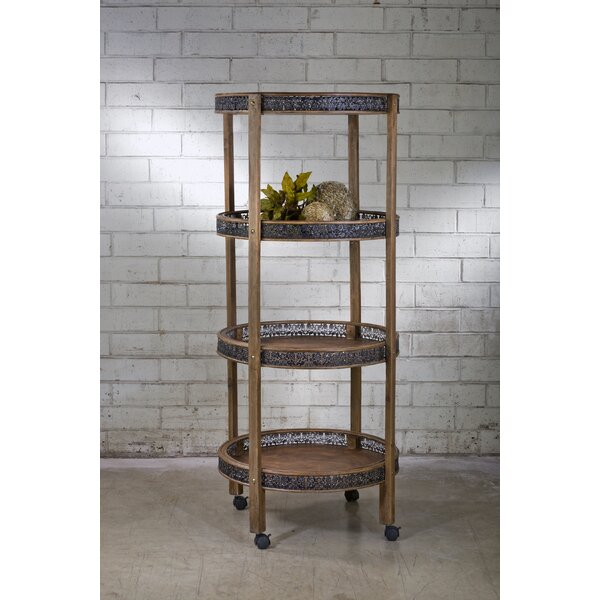Etagere Bookcase by Tripar
