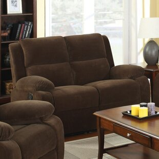 Thuy Reclining Loveseat Red Barrel Studio
