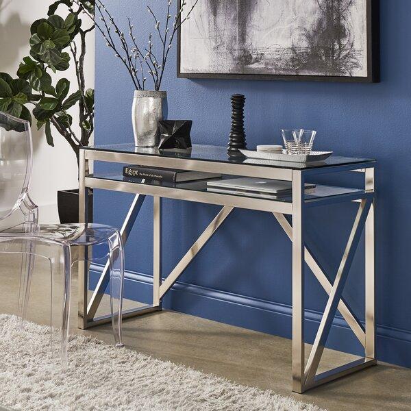 Swaffham Console Table/ Desk by Orren Ellis