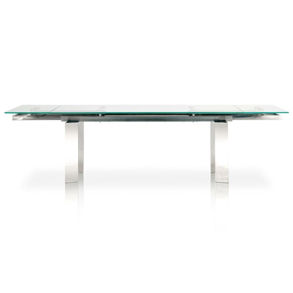 Eugenia Extension Dining Table by Orren Ellis