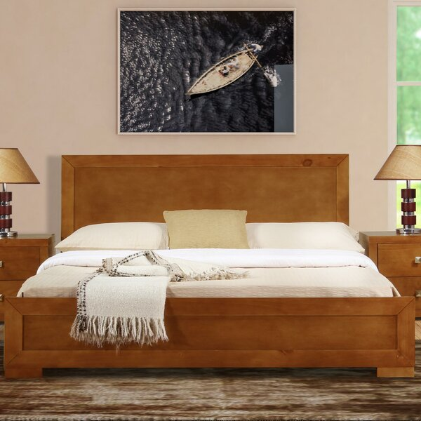 Trent Platform Bed by Millwood Pines