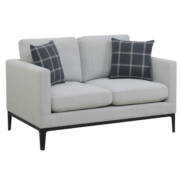 Steinbach Loveseat By Gracie Oaks