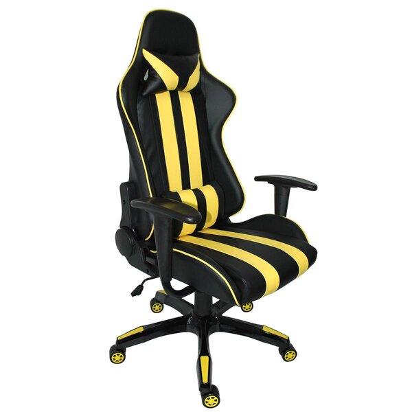 Choquette Racing Ergonomic Executive Chair by Ebern Designs