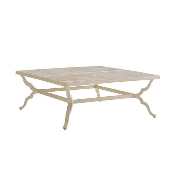 Misty Garden Aluminum Coffee Table by Tommy Bahama Outdoor