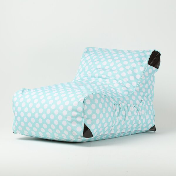 Paola Bean Bag Lounger by Ove Decors