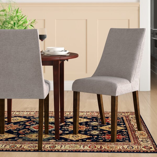 Rawson Upholstered Dining Chair (Set of 2) by Gracie Oaks Gracie Oaks
