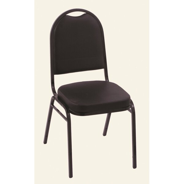 Dome Back Banquet Chair with Cushion by Holland Bar Stool