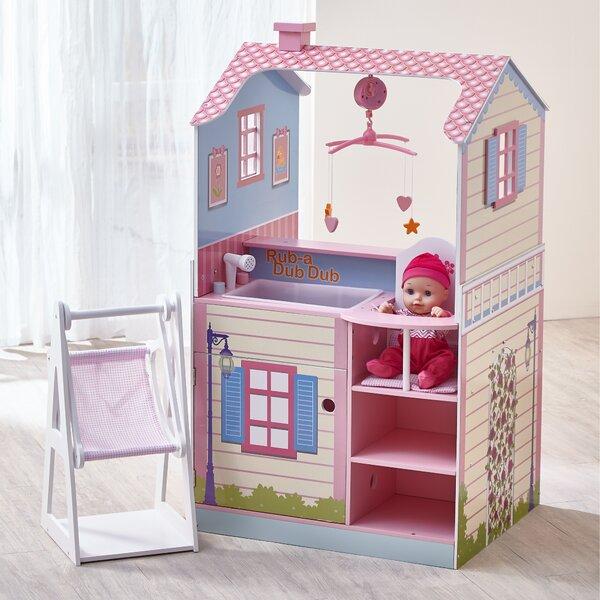 Baby Nursery Doll House by Teamson Kids