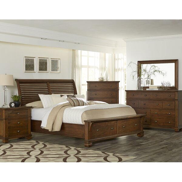 Chatham Storage Platform Bed by Loon Peak