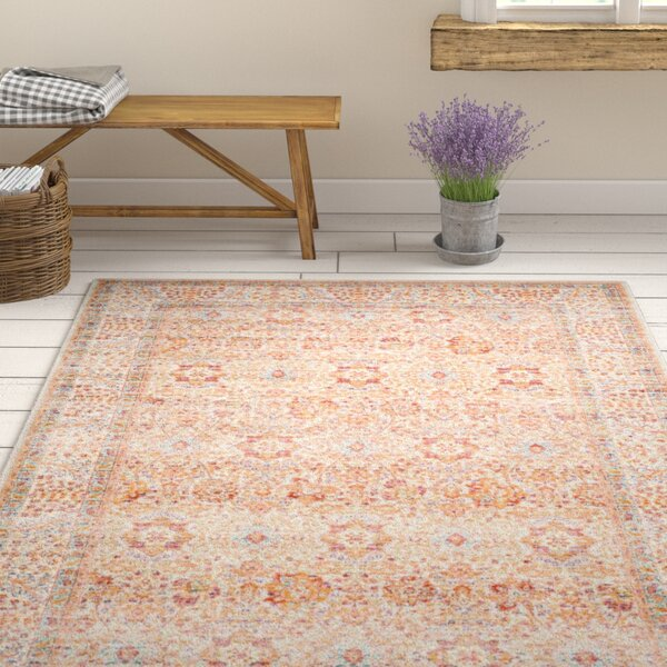 Shady Dale Silver/Ivory Area Rug by One Allium Way
