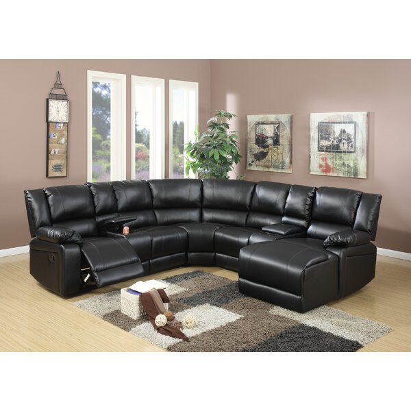 Looking for Lagarde Reclining Corner Sectional By Red Barrel Studio Best Choices