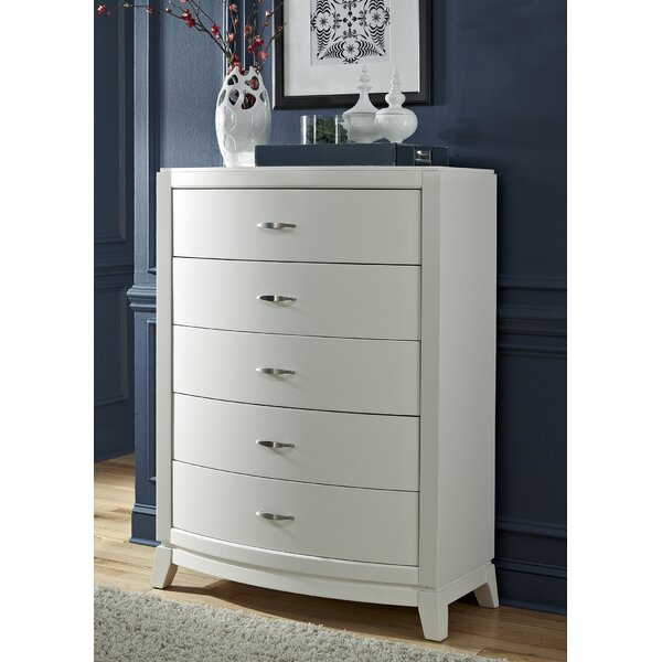 Loveryk 5 Drawer Dresser by Darby Home Co