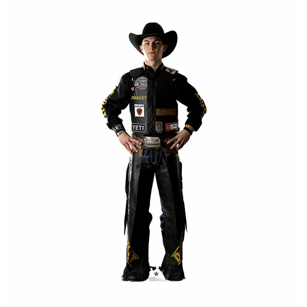 PBR Jess Lockwood Standup by Advanced Graphics