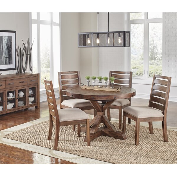 Trevion 5 Piece Dining Set by Mistana